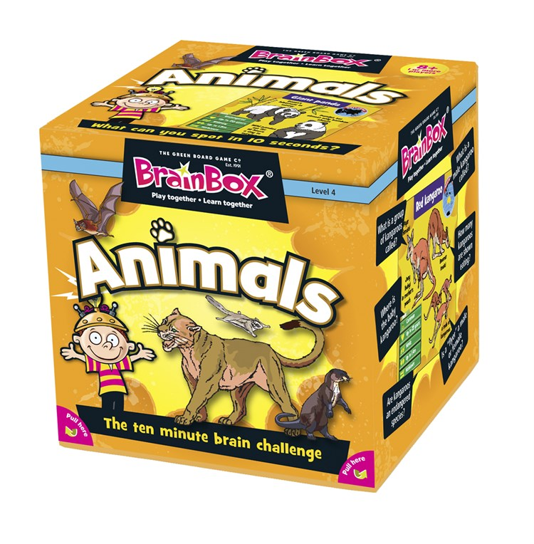 BrainBox Animals
