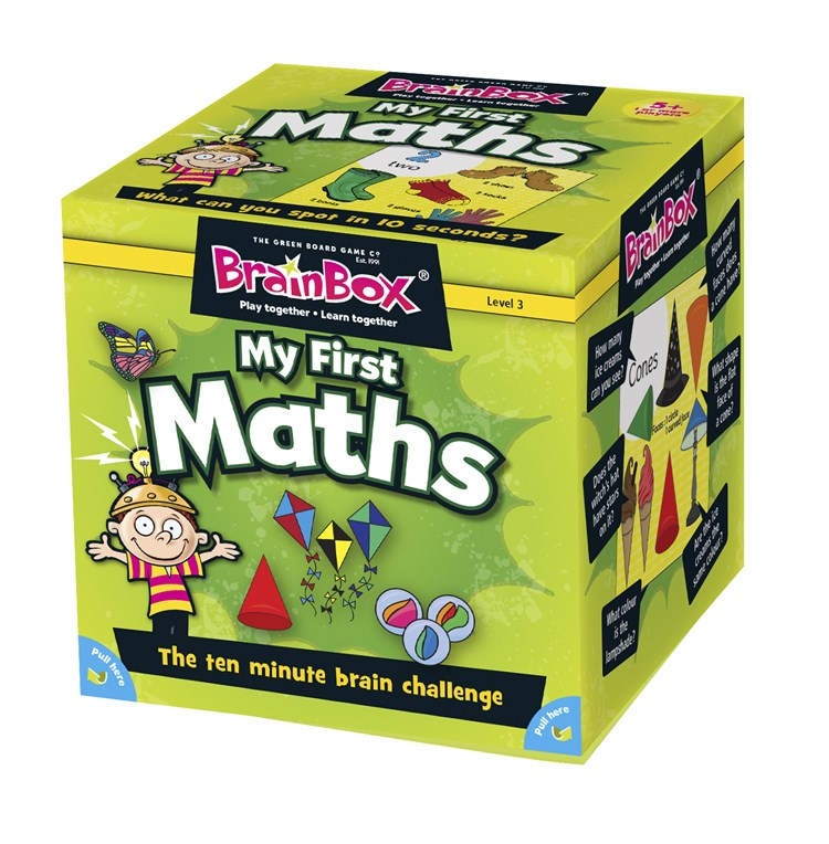 BrainBox My First Math
